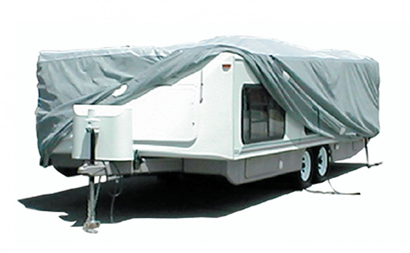 12253 Adco Covers RV Cover For Hi-Lo Style Trailers