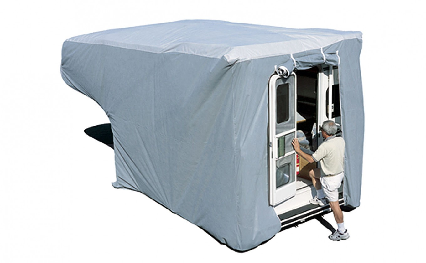 12263 Adco Covers RV Cover For Truck Campers
