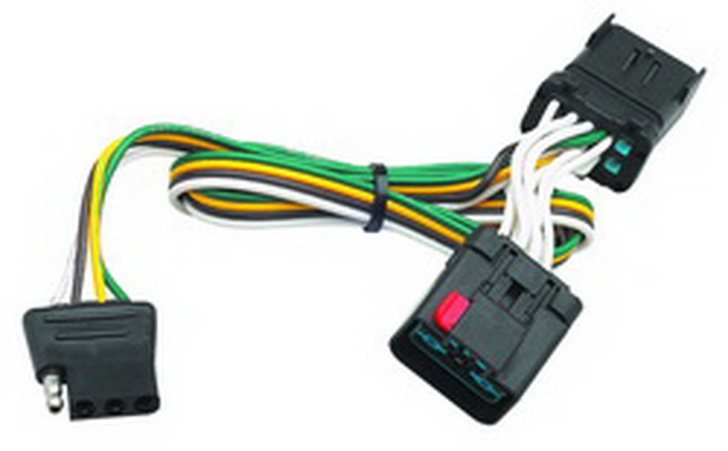 Bargman Custom Fit Vehicle Wiring For 2006 Chevrolet Silverado 2