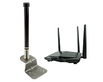 KS1000 King Swift Omnidirectional WiFi Antenna with KING WiFiMax Router