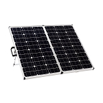 ZS-US-120-P Zamp Solar 120 Watt Portable Solar Charging Kit