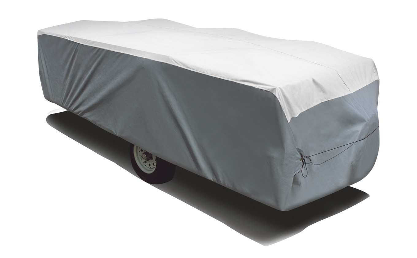 22853 Adco Covers RV Cover For Hi-Lo Style Trailers