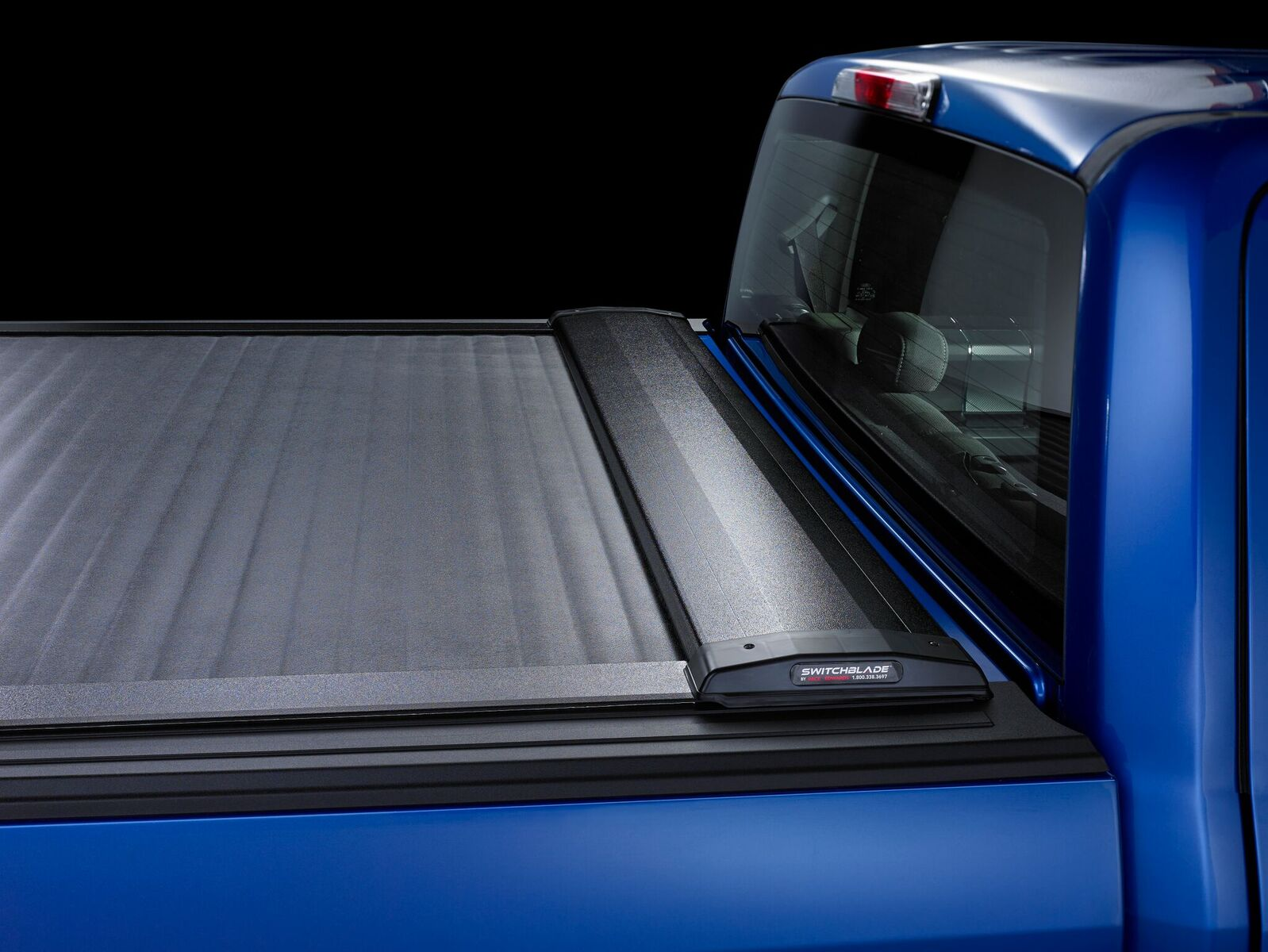 Sw5050 Pace Edwards Tonneau Cover Rail For Use With Pace Edwards Switchblade Cover