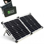 Zamp Solar 80 Watt Portable Solar Charging Kit ZS-80-P