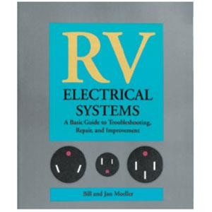 007042778X McGraw-Hill Book Basic Guide To Troubleshooting/ Repairing/ Improvement Of RV's 12 Volts And 120 Volts Electrical System