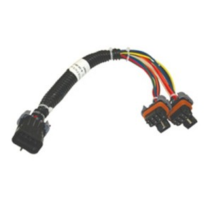 044-00087 cummins power generation generator remote control wiring harness  use to add a wireless remote control module ec-30w for cummins onan qg gene