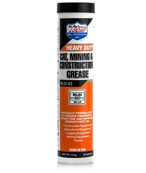 10881-30 Lucas Oil Multi Purpose Grease Heavy Duty CAT/ Mining And