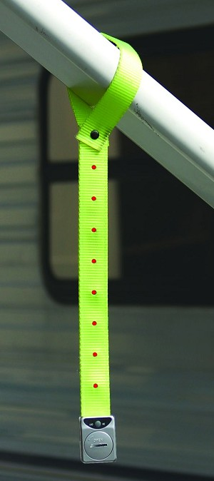 15-3001 Prime Products Warning Strap Use To Warn Of Obstructions Such