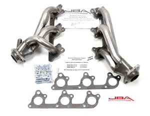1674S-1 JBA Headers Exhaust Header Shorty Chassis Exit