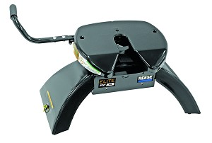 30142 Reese Fifth Wheel Trailer Hitch With Head/ Head Support/ 14 To
