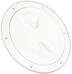 31005 JR Products Access Door 4.45 Inch Cutout Diameter