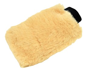 40306 Carrand Car Wash Mitt Synthetic Wool
