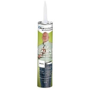 502LSW-1 Dicor Corp. Roof Sealant Use To Create A Watertight Seal