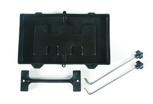 55394 Camco Battery Tray Fits Group 24 Batteries