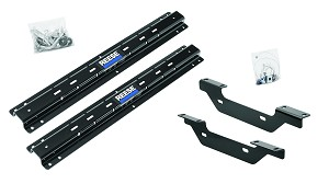 56001-53 Reese Fifth Wheel Trailer Hitch Mount Kit Rail Kit With Base