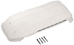 65529 Ventmate Refrigerator Vent Cover Direct Replacement