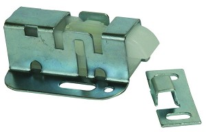 70395 JR Products Door Catch Use To Keep Cabinet Doors Closed