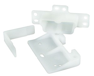 70985 JR Products Drawer Slide Use For JR Products Cabinet Drawers Or