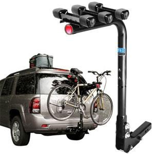 Receiver Hitch Bike Rack >> 63123 Pro Series Hitch Bike Rack Receiver Hitch Mount 1 1 4 Inch