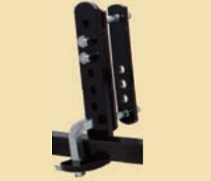 95-01-5540 Fastway Trailer Products Weight Distribution Hitch Sway