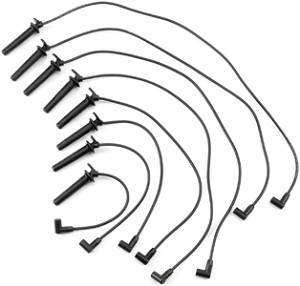 97007 Autolite Wire Spark Plug Wire Set OE Replacement