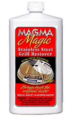 A10-272 Magma Products Barbeque Grill Cleaning Tool Use To Clean Gas