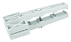 A10253 Valterra Awning Fabric Clamp White