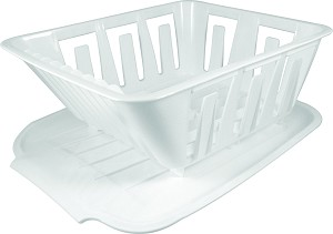 A77001 Valterra Dish Drainer Fits In RV Sink or For Countertop Use