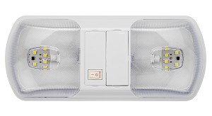 016-BL3003 AP Products Interior Light Double Ceiling Light