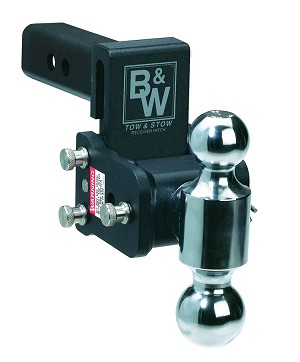 TS10033C B&W Hitches Trailer Hitch Ball Mount Class IV
