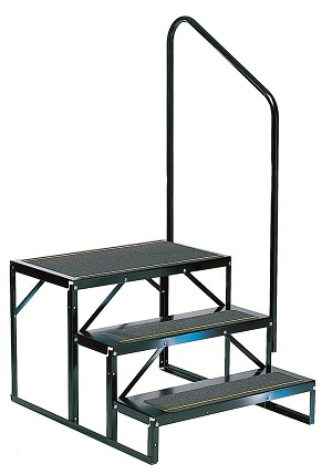 EHS-102-R Stromberg Carlson Entry Step 2 Manual Folding Steps