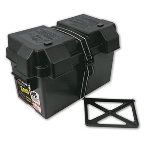 HM318BK Noco Battery Box Fits Group 24 To 31 Batteries