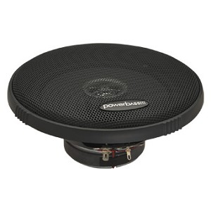 L2-652 Powerbass Speaker 6-1/2 Inch Subwoofer/  75 Inch Dome Tweeter