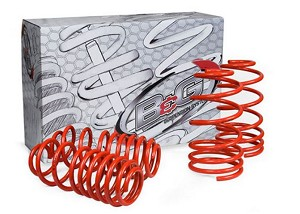 12.1.014 B&G Springs Lowering Kit 0.08 Inch Front/Rear Drop