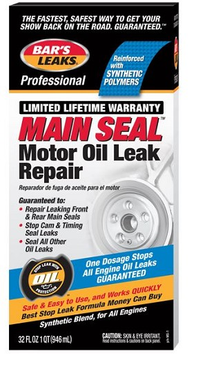 MS-1 Bar's Products Oil Stop Leak Use To Repair Leaking Front And