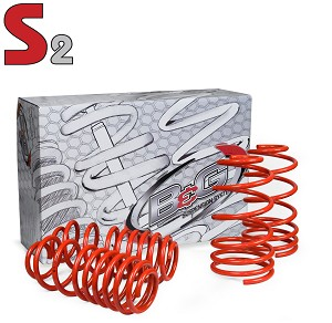 92.1.005 B&G Springs Lowering Kit 1.5 Inch Front Drop/ 1.5 Inch Rear