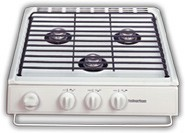 3100A Suburban Mfg Stove Slide-In Cooktop