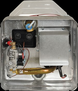 5135A Suburban Mfg Water Heater Model Number SW4D