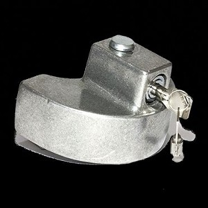 TL-34 Blaylock Trailer Coupler Lock Push Button Style