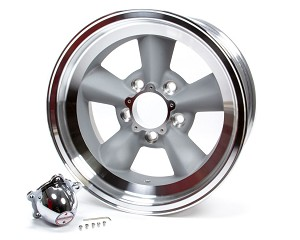 VN3095761 American Racing Wheels 15x7 Torq Thrust Origina 5-4-3/4 BC