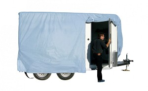 46005 Adco Covers RV Cover For Bumper Pull Horse Trailers